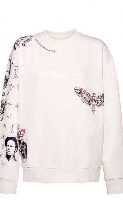 2-Sweatshirt-Weiss-Front